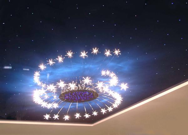 Волшебное звёздное небо