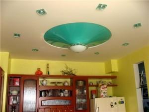 Геометрическая форма потолка
