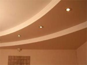 Проведение самостоятельного ремонта потолка