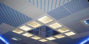 Разные способы ремонта потолков