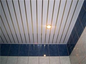Применение панелей ПВХ для ванной