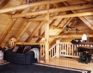 Как утеплить потолок в деревянном доме: схема и материалы