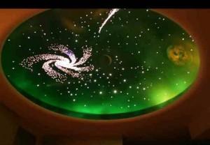Потолок-планетарий