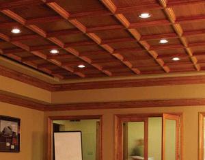 Потолок подшивной