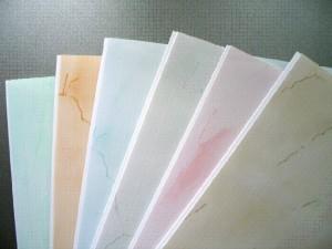 Пластиковые панели из ПВХ