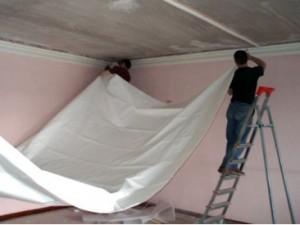 Бригада по монтажу потолка