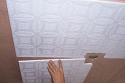 плитка потолочная без швов фото