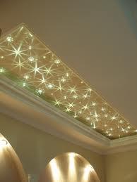 Частичное освещение комнаты