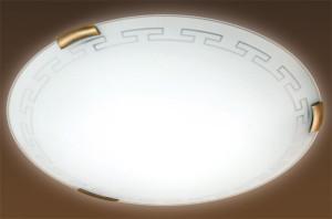 Светильник потолочный круглый