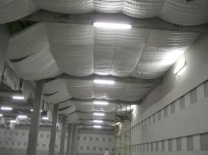 Материал для звукоизоляции потолка