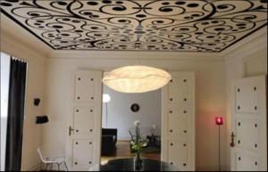 Натяжной потолок -  высококачественное изделие