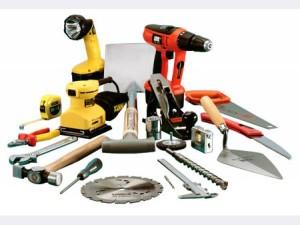 Инструменты и крепежи
