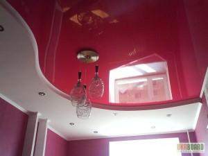 Зеркальная пленка для потолка