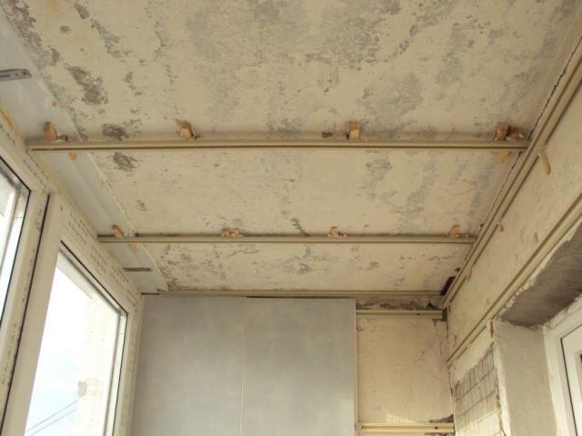 Как подшить потолок пластиком своими руками фото 636
