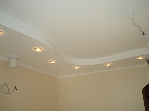 инструкция подвесной потолок
