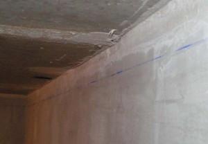 Правильная разметка для подвесного потолка