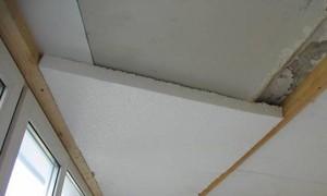 Материалы для утепления потолка