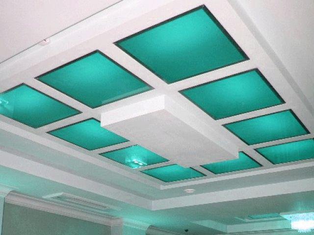 Стеклянные потолки - их виды, конструкции каркаса, достоинства и недостатки