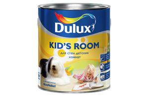 dulux  для детской комнаты