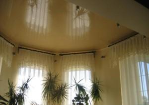 Антистатичные свойства не дают оседать пыли на полотно