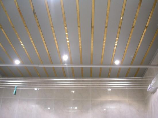 Сделать потолок в комнате