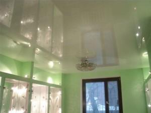 Вымытый потолок