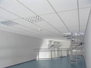Потолок для офисов