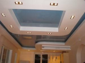Оригинальный навесной потолок
