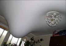 Плюсы потолка
