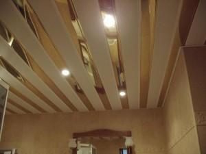 Как монтировать реечный потолок своими руками — пошаговая инструкция