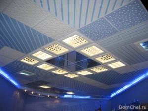 Как правильно провести монтаж подвесного потолка