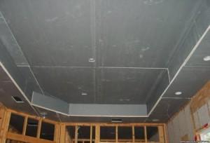 Потолок из гипсокартона своими руками - видео для усвоения материала