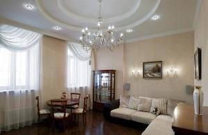Люстры для гостиной и зала