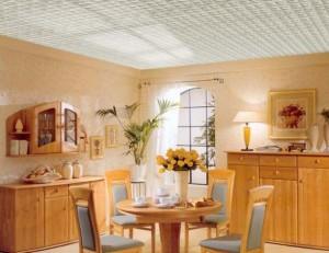 Потолочные плитки без швов — виды, достоинства и особенности монтажа