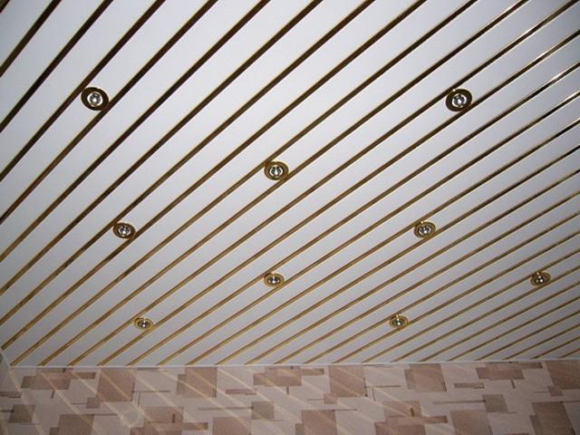 Итальянский дизайн потолков