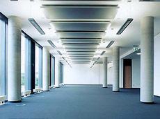 Дизайн большого помещения