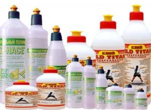 Выбор и применение клея для потолочной плитки