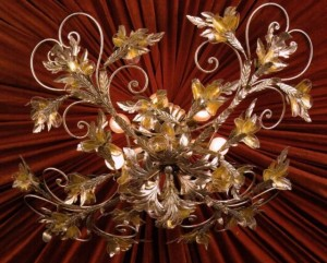Современные итальянские потолочные светильники — устройство, разновидности, назначение