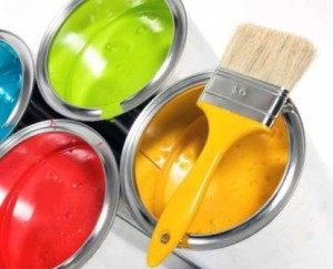 Силиконовые краски в банках