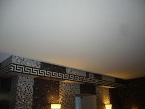 Высококачественные тканьевые потолки