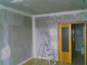 Как правильно подготовить потолок под покраску