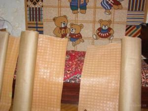 Рельефный материал для потолка
