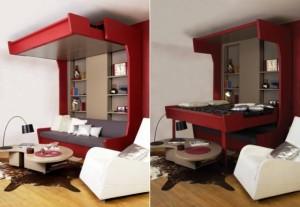 Метод оптимизации жилого пространства