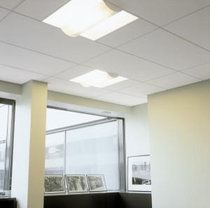 Подвесные потолки экофон — характеристики, достоинства, особенности дизайна