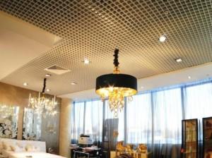 Потолки Грильято — технические особенности и преимущественные характеристики