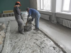 Надежный бетон для строительства в Истре