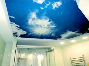 """""""Небо"""" в гостиной"""