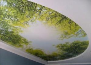 Дизайн и оформление потолков