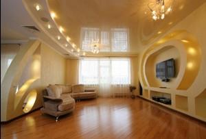 Натяжные потолки - надежное и современное покрытие