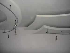 Красивый, но не практичный потолок